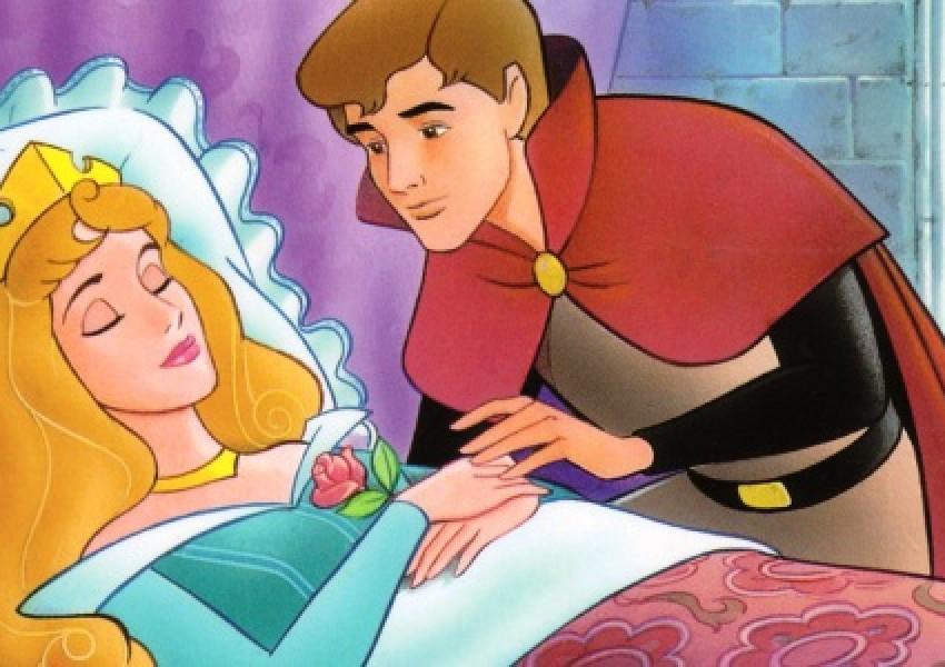 Секс видео спящая красавица вас