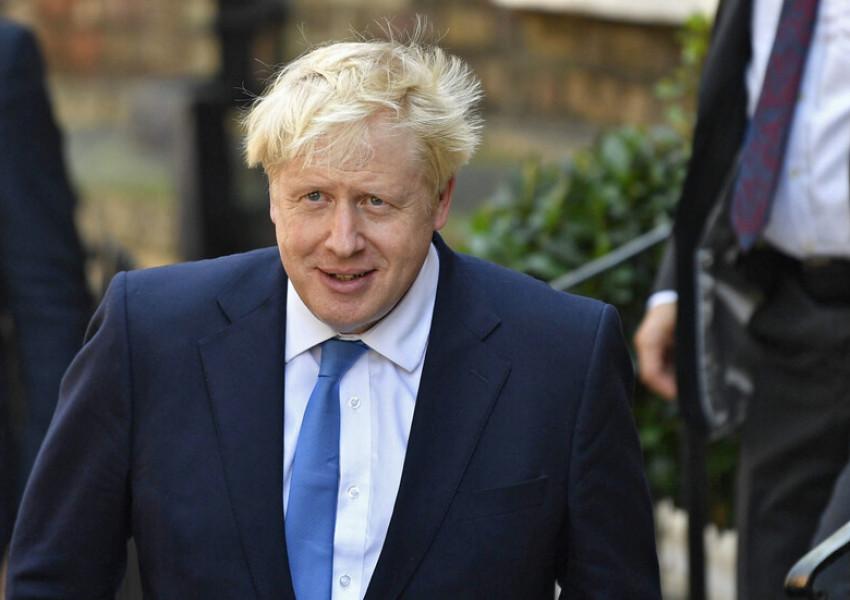 15cffb9d4f1 Джонсън: Споразумението за Брекзит е мъртво